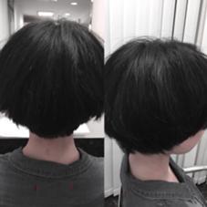マッシュ✨ HAIR MAKE NEWYORK所属・齋藤智也のスタイル