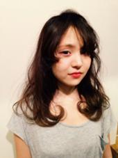 ロング re-nco所属・natumi.のスタイル