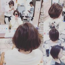 Lee  koriyama所属・永野裕紀子のスタイル