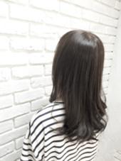 ハイライトグラデーション agir  hair東池袋店所属・後藤章宏のスタイル
