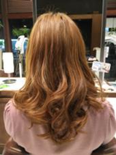 カラー Hair Salon Valor所属・Shichanのスタイル