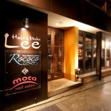 お店の入り口です。 バリ風テイストの落ち着いた雰囲気になっております。 Lee 東三国店所属・谷辻誠志のスタイル