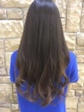 ブリーチを使わずに明るくしたグラデーションカラー( ¨̮ ) Hair&MakeZEST吉祥寺店所属・ZESTあぜげのフォト