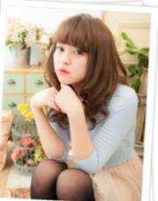 今話題のイノセントカラーで春ヘアー! 松田直也のスタイル