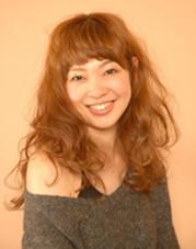 ふわふわのパーマスタイル。低ダメージのパーマをトレンドも取り入れて提案します☆ ange  by  zest所属・佐藤 奈佳子サトウ ナカコのスタイル