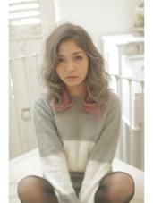 ピンクグレージュ 透明感だすならアッシュがオススメっ Lee上新庄店 Vita所属・海金修平のスタイル