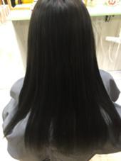 フルカラー+3stepトリートメント⭐️ hair space coco 練馬店所属・難波れおのスタイル