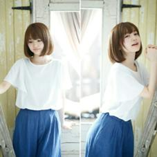 ツヤ髪ボブ☆ Ray field 一宮西店所属・久田壮司のスタイル
