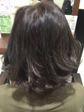 アッシュグレー✨ LeeLuce布施店所属・小田稔のスタイル