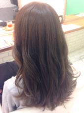 S.hair&nail所属・S.エスのスタイル