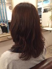 hair  shiki  志希所属・鈴木希容志のスタイル