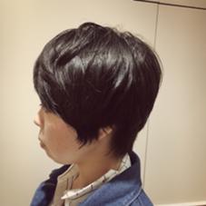 ショートカット×パーマ mod's hair所属・SASAKISHOKOのスタイル