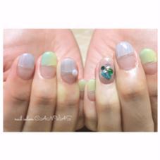 グリーンオーダーでした! nail salon CANVAS所属・※※※mireiのフォト