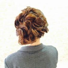 アレンジ Hair  make MUSE 自由が丘所属・YUKAKITAGAWAのスタイル