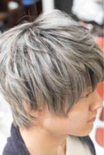 3Dカラー( *`ω´) QUATRO 千葉店所属・鯉沼達也のスタイル