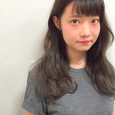 グラデーション×アッシュ 黄ばみを消したいときにオススメです✨ KENJE  yokohama所属・成田峻徳のスタイル