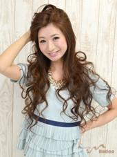 hair Mission Rodeo所属・堀澤一等のスタイル