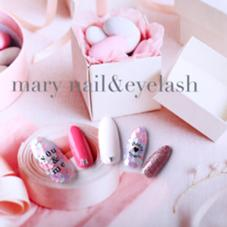 mary   nail&eyelash所属・三浦まどかのフォト
