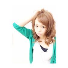 mAhalo hair所属・伊藤尚貴のスタイル