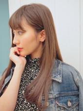 綺麗な髪には、トリートメントが必須です(^^)♡ terra by afloat所属・松子のスタイル