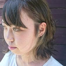 インナーカラー♡ 人と差をつけたい方オススメ♡ LUCIDOstyle Soleil所属・仁科美乃里のスタイル