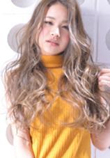 カット+パーマ  パーマはダメージレスなエアウエーブ buzz-Hair make所属・buzz-Hair makeのスタイル
