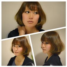 Hair&Relaxation HISUI所属・佐野トモユキのスタイル