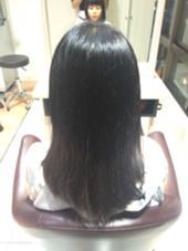 グレーグラデーション☆  全体は5トーンのブルーグレー  毛先はブリーチしてから  7トーンのグレーでカラーしてます Neolive  east所属・金子茉由のスタイル