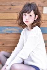 bococa by KENJE所属・永井由夏のスタイル