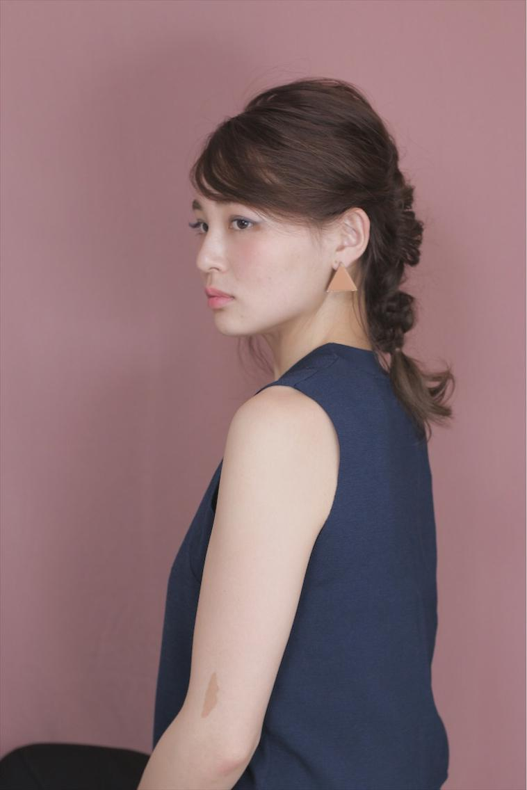 #セミロング #ヘアアレンジ -  hair arrange   ---ーーーーーーーー             price   5000 yen + tax  -ーーーーーーーーーーーーーーーーーーー