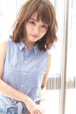EARTH coiffure  beaut'e新潟紫竹山店所属・瀬在雄希のスタイル