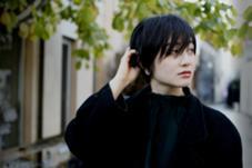 黒髪ショートスタイル✨ 北村綾美のスタイル