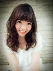 マーメイドアッシュ 透き通るような髪色♡ FORTE中田店所属・ツルオカアヤナのスタイル