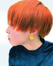 オレンジ×ショート KENJE横須賀中央所属・イシハラユージのスタイル