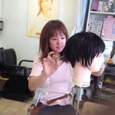 チーモハッピーヘアメイク所属・前川征一郎 代表のスタイル