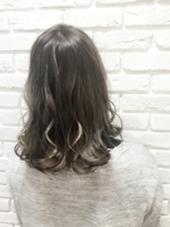 ミルクティーアッシュ agir  hair東池袋店所属・後藤章宏のスタイル