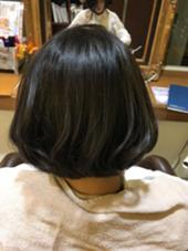 ダークグレーカラー ルプラ チッタ所属・東実咲のスタイル