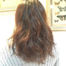 ふんわりやんわりパーマで女らしく Hair Design CULTURE所属・一ノ瀬智也のスタイル