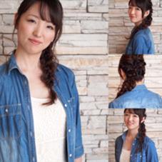 アレンジスタイル✨ VISAGEoak所属・コジマミチヨのスタイル