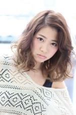オフェミミディ HAIR  RERORT   MAJU所属・波多野陽平のスタイル