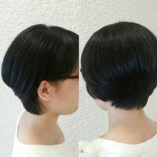 ショートスタイル KENJE平塚LUSCA所属・シンリャンヒャンのフォト
