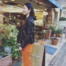 暗めのアッシュブラウンで 洗練された大人の女性に(*^^*) 加藤里菜のスタイル