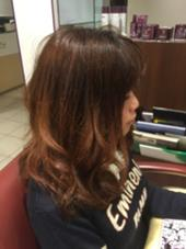 EMU international 本店所属・伊藤裕美のスタイル