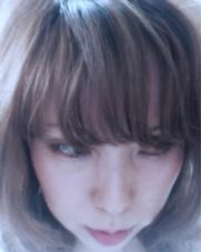 緩めカールと伸びた髪を生かしてローライト♡ アローズ所属・森作久峰子のスタイル