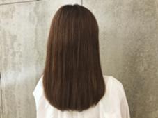 ナチュラルハイライト 外国人風 ウォーレン・トリコミ所属・松井悠実のスタイル