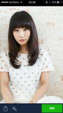 hair-room a-to所属・森田和之のスタイル