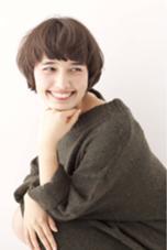 今流行りの軽めのマッシュスタイル☆ゆるい毛先の動きでマッシュなのに動きのあるスタイルに!!  LOVELEY所属・フセケイタのスタイル