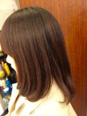 学生、うちに入りやすいようにパーマ PROGRESS 大泉学園店所属・藤田翔士のスタイル
