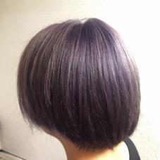 パープル淡い色で綺麗にしましょ! wiz所属・矢島斗夢のスタイル
