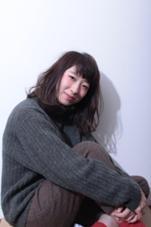フェミニン系ブラウンアッシュ minette 新宿所属・モテかわトレンド★高橋 祐希のスタイル